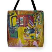 Alpine Kitchen Tote Bag