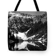 Alpine Lake August 1975 #1 Tote Bag
