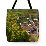 Alsace Morning Tote Bag