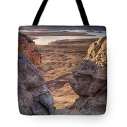 Alstrom Point  Tote Bag