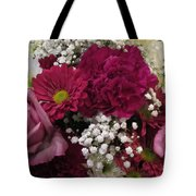 Altar Bouquet Tote Bag