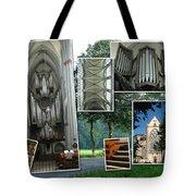 Altenberg Montage Tote Bag