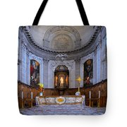 Alter At St Martins Cathedral Tote Bag