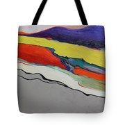 Altered Landscape Tote Bag