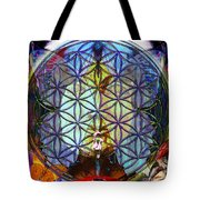 Life Dna Tote Bag by Joseph Mosley