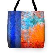 Alternate Sunrise Tote Bag