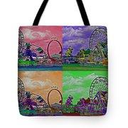 Alternate Universes Tote Bag