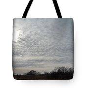 Altocumulus Sun Tote Bag