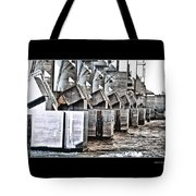 Alton Hydro Plant Tote Bag