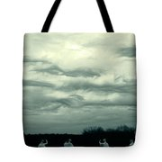 Altostratus Undulatus Asperatus Clouds Tote Bag