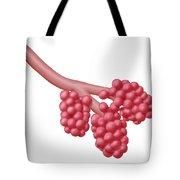 Alveoli Tote Bag