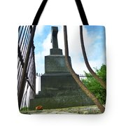 Always Look Up And Never Look Down  Tote Bag