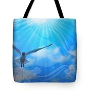 Always Makes My Day Tote Bag