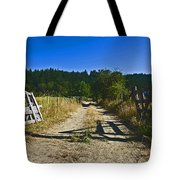 Always Open  Tote Bag