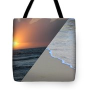 Always The Sun - Reunion Island - Indian Ocean Tote Bag by Francoise Leandre