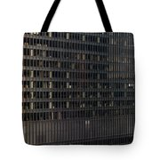 A M A Plaza Steel Tote Bag