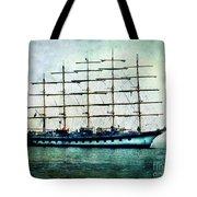 Amalfi Coast.royal Clipper  Tote Bag