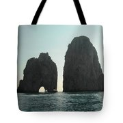 Amalfi Horizon Tote Bag