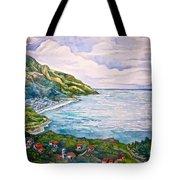 'amalfitana' Tote Bag