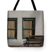 Amargosa Opera House Death Valley Img 0017 Tote Bag
