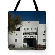 Amargosa Opera House Death Valley Img 0021 Tote Bag