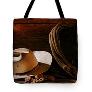 Amarillo By Morning Tote Bag