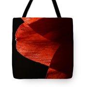 Amaryllis Abstract Tote Bag