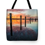 Amazing Bay Tote Bag