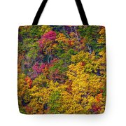 Amazing Cloudland In The Fall Tote Bag