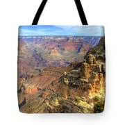 Amazing Colors Of The Grand Canyon  Tote Bag