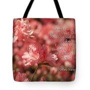Amazing Grace Azaleas  Tote Bag