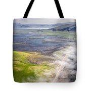 Amazing Iceland Landscape Tote Bag