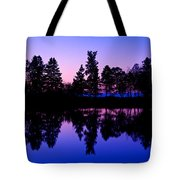 Amazing Morning Sky  Tote Bag