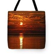 Amazing Sunset Tote Bag
