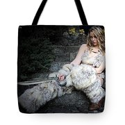 Amazon At Rest Tote Bag