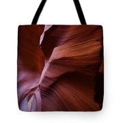 Amber Flow Tote Bag