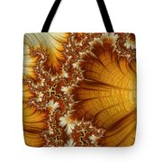 Amber  Tote Bag by Heidi Smith