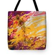 Amber Sun Tote Bag