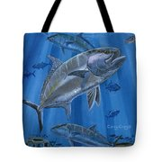 Amberjack In0029 Tote Bag