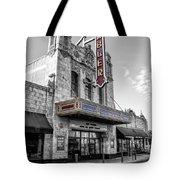 Ambler Theater In Ambler Pennsylvania Tote Bag