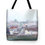 Amboise And The Loire River France Tote Bag