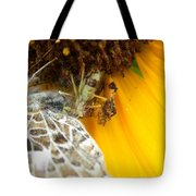 Ambushed Tote Bag