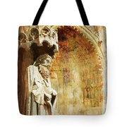 Ameins Cathedral  Tote Bag
