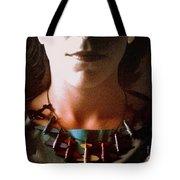 Amelia Portrait Tote Bag