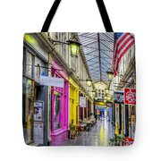 America Cardiff Style Tote Bag