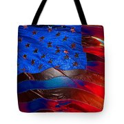 America Rising Tote Bag