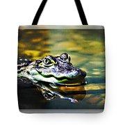 American Alligator 2 Tote Bag