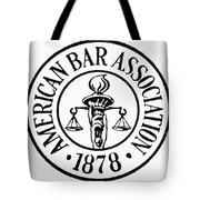 American Bar Association Tote Bag
