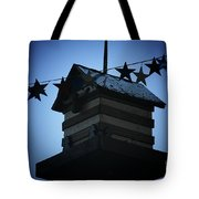 American Bird House Tote Bag