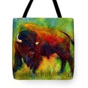 American Buffalo Tote Bag